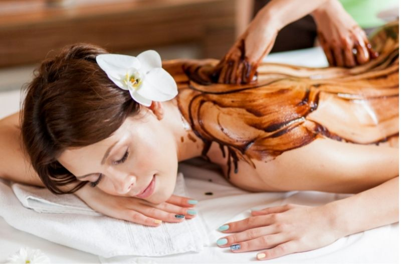 4 HANDS MASSAGE WITH CHOCOLATE in south Delhi
