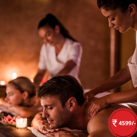 Best Couple Massage Spa in South Delh